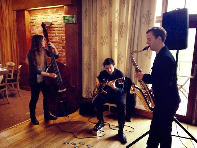 Jazz Trio - The Popcorns 4