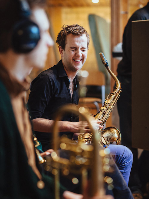 Jazz Trio - The Popcorns 5