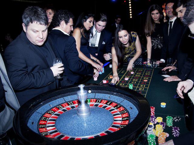 Casino Tables - 10