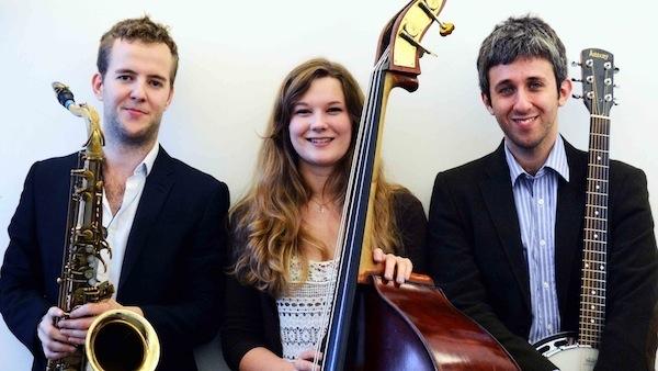 Jazz Trio - The Popcorns Thumbnail