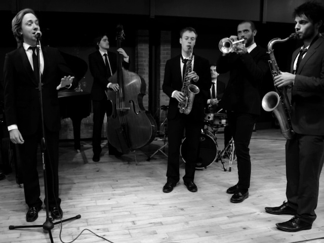 Jazz Band - Black Tie Jazz 1