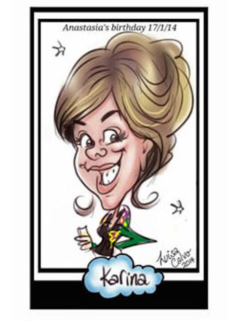 Caricaturist - Luisa 4