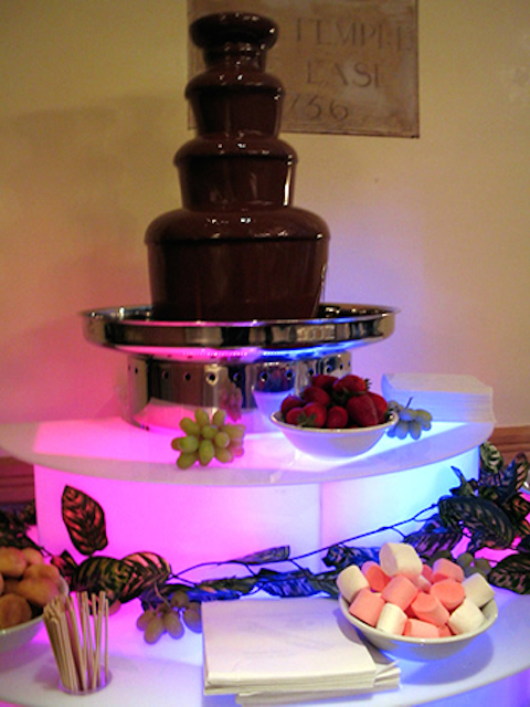 Chocolate Fountains - 8
