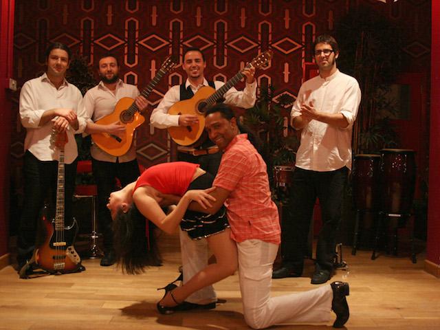 Latin Band - Los Amigos 1