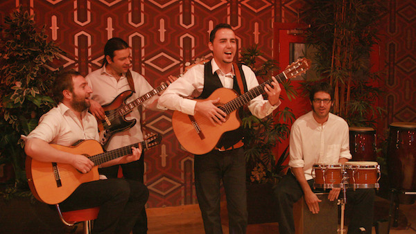 Latin Band - Los Amigos Thumbnail