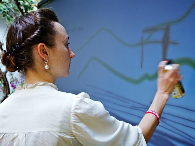 Digital Grafitti Wall - 7
