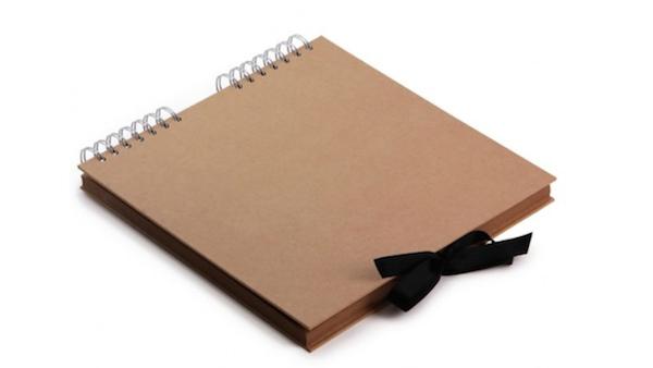 Scrapbook copy