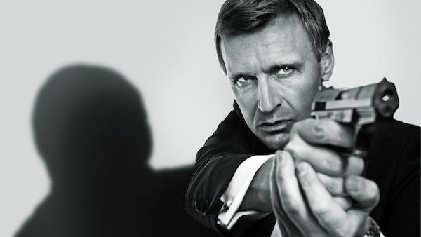 Steve Wright - James Bond Thumbnail